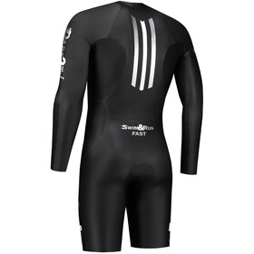 Dare2Tri Swim&Run Fast Märkäpuku Miehet, black